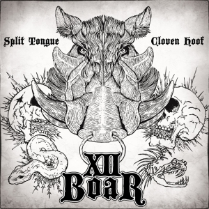 XII Boar - Split Tongue, Cloven Hoof