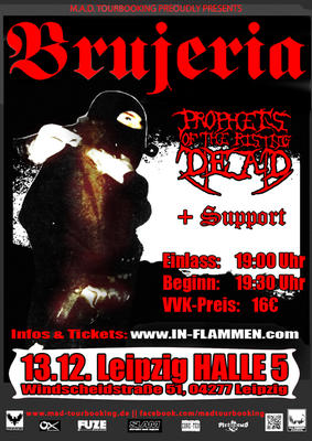 Brujeria + Support
