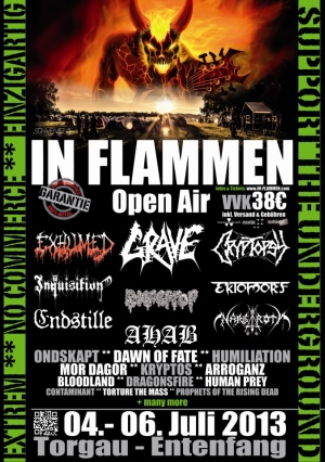 In Flammen Open Air